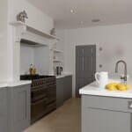 Battersea Handleless Shaker Kitchen