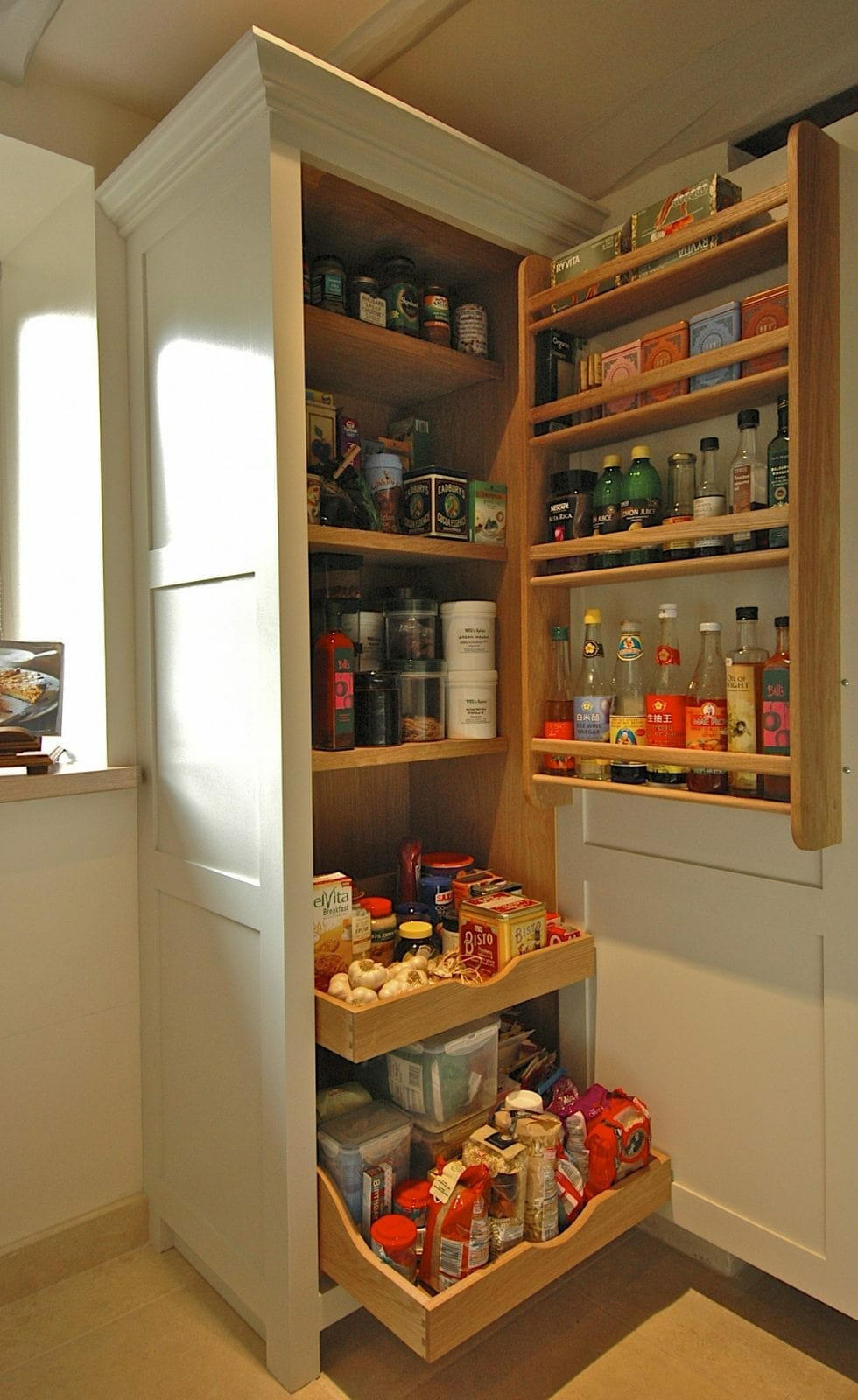 Food Pantry Ideas For Small Kitchens