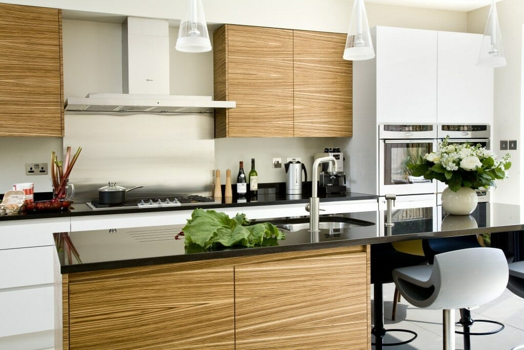 Chiswick Contemporary Kitchen Higham Furniture