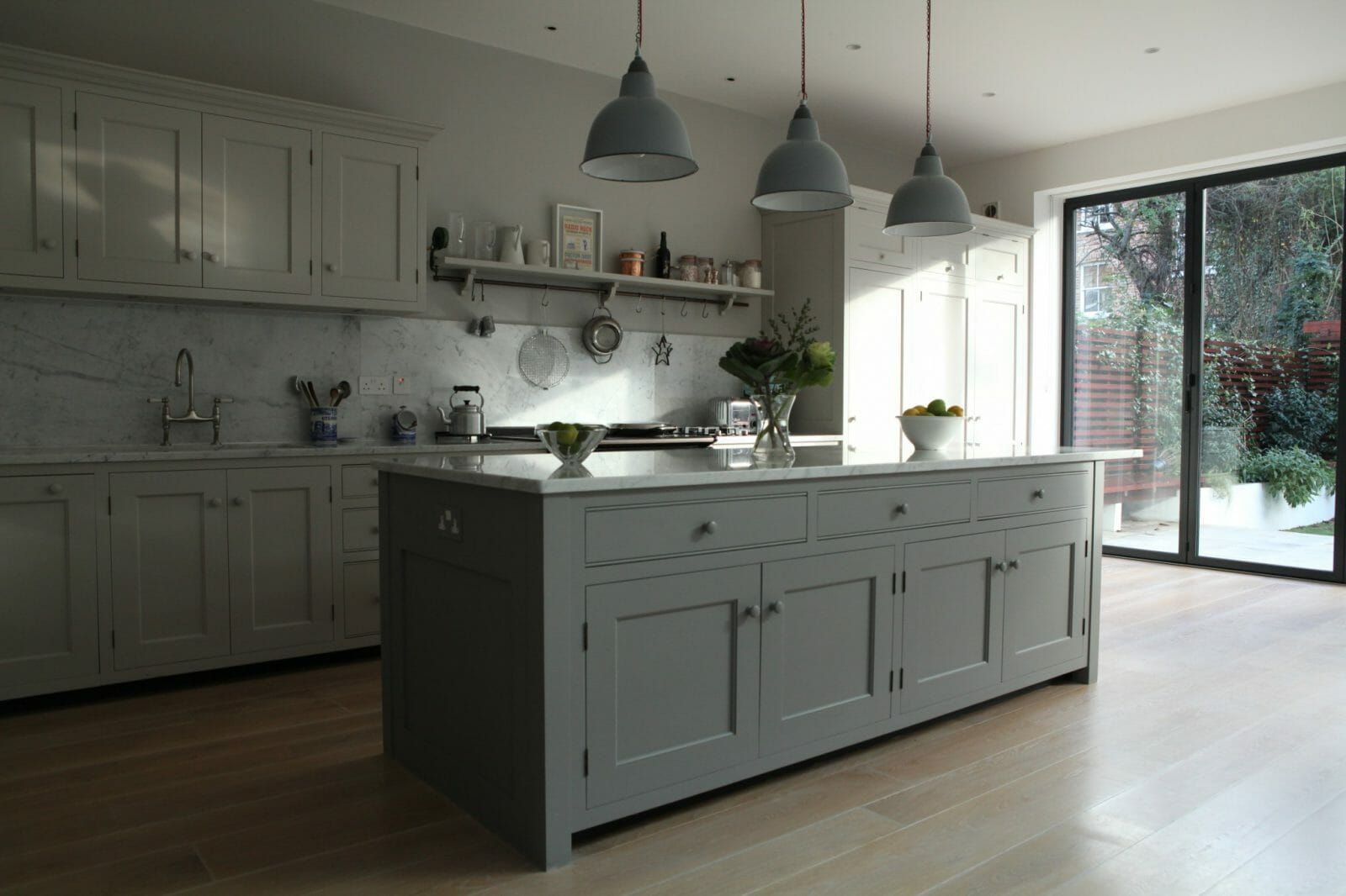 Brook Green Traditional Kitchen Higham Furniture