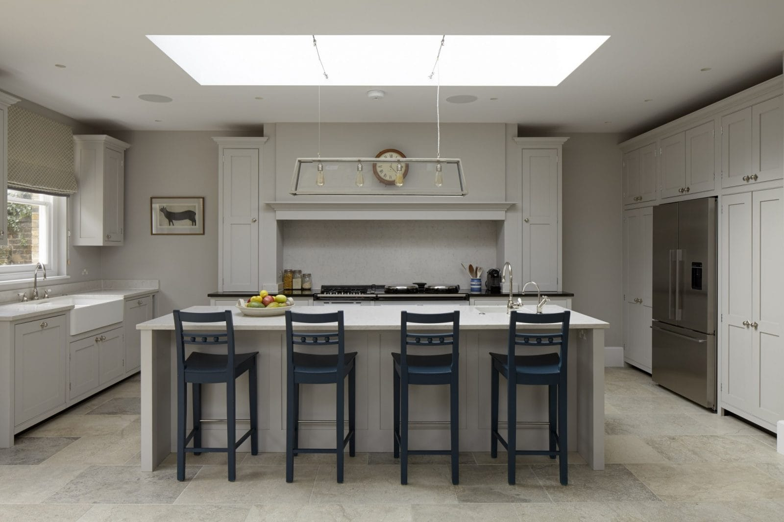 Wandsworth london traditional kitchen higham furniture for Kitchen gallery