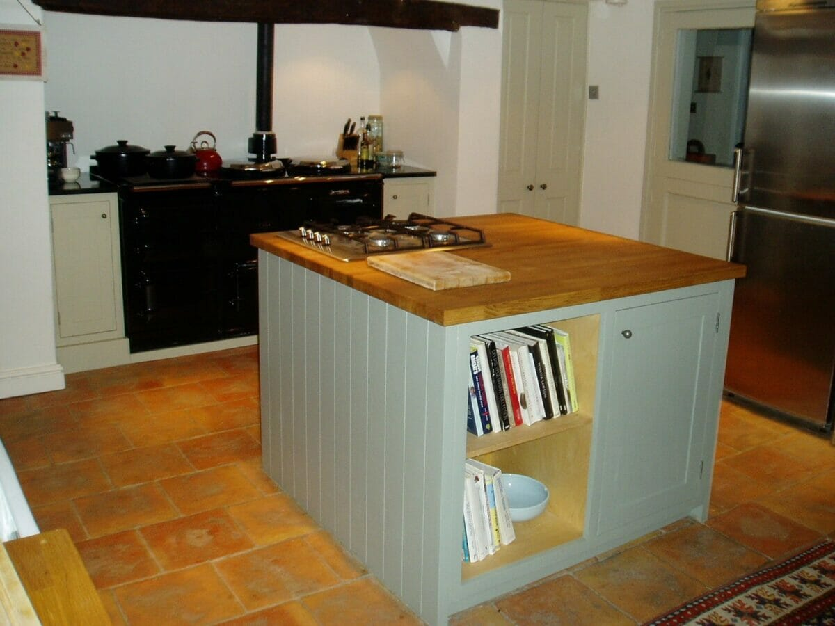 Huntington Painted Shaker Kitchen
