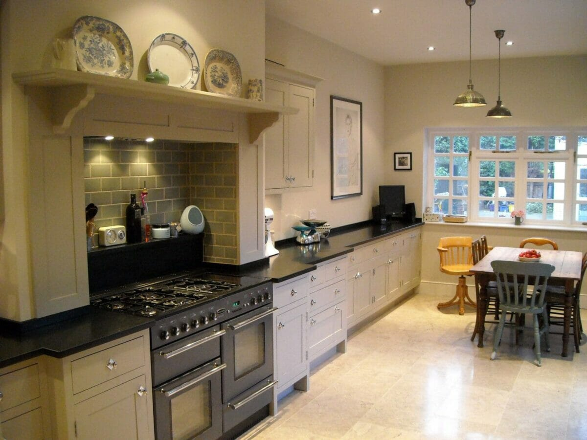 Wimbledon Painted Shaker Kitchen