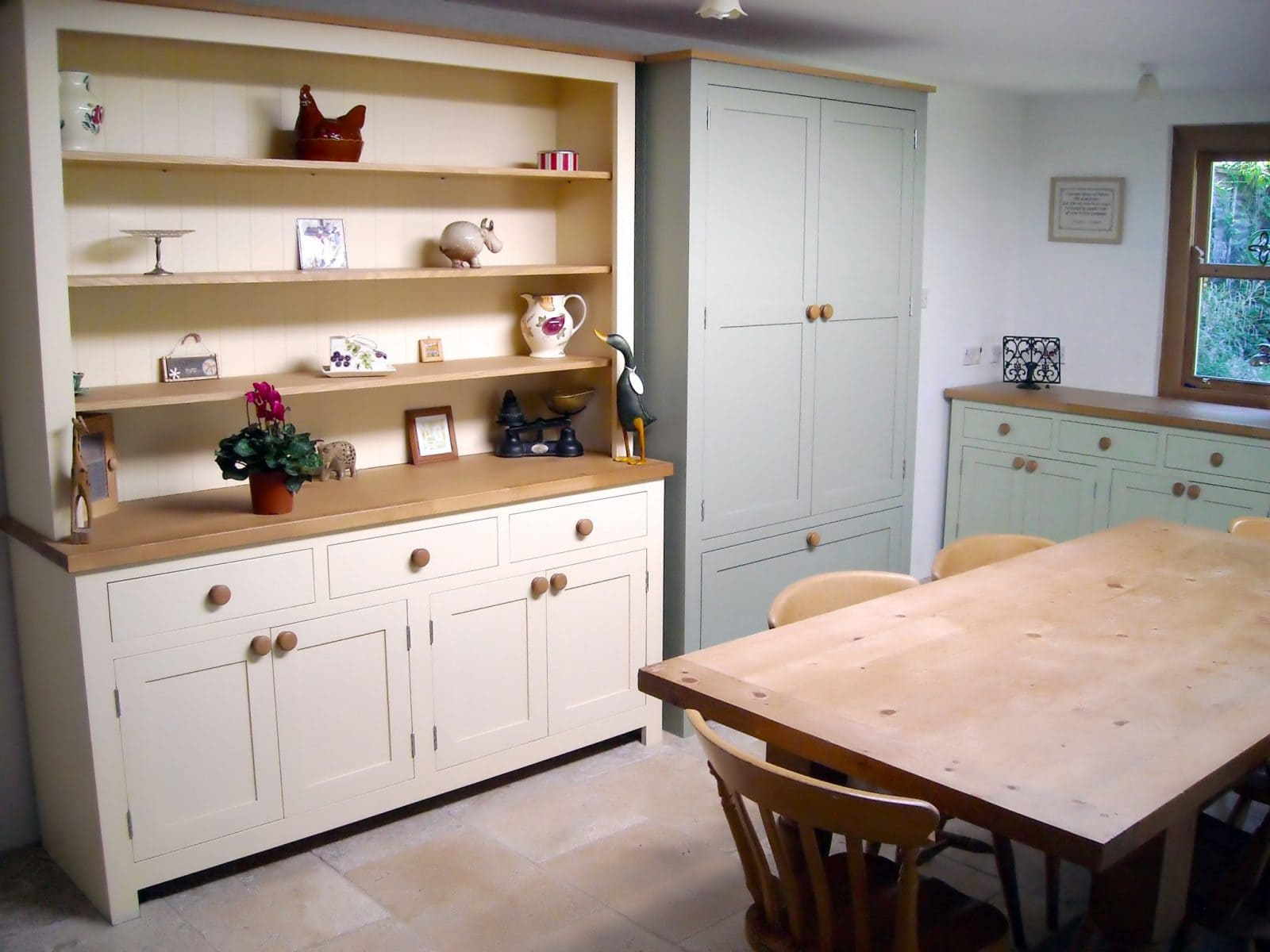 Curdridge Free Standing Kitchen - Higham Furniture