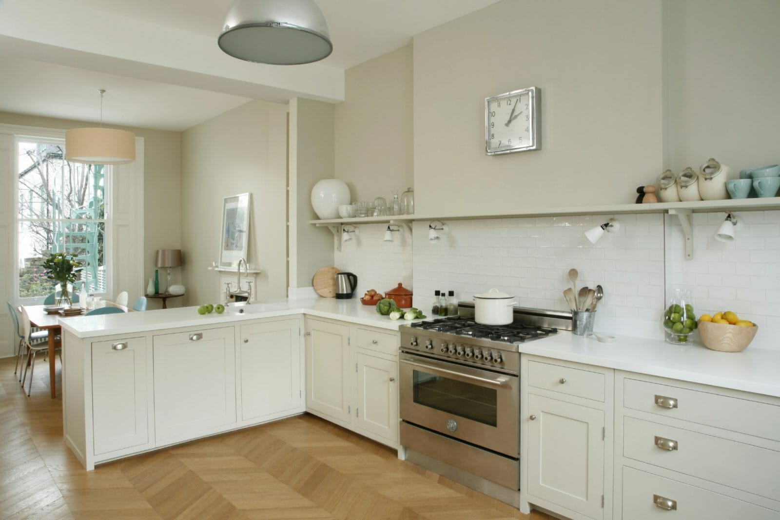Clapham Shaker Kitchen Higham Furniture