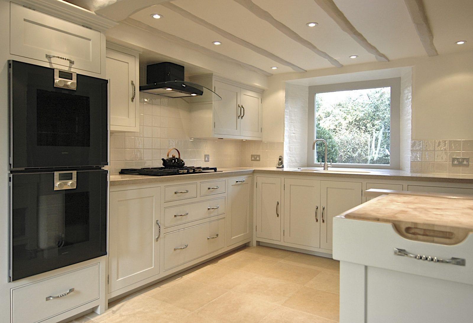 Pulborough West Sussex Traditional Kitchen Higham Furniture