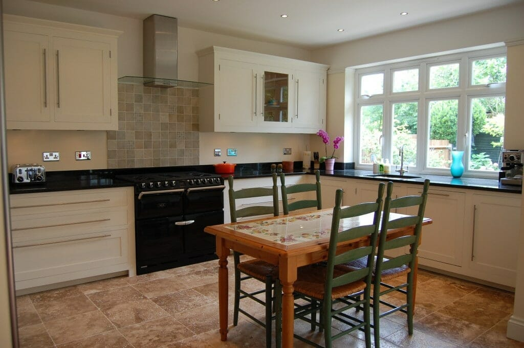 St Albans Painted Shaker Kitchen