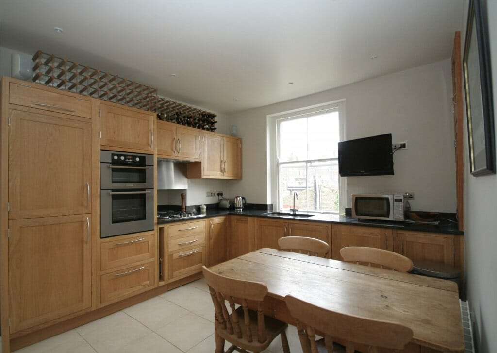 Fulham Oak Shaker Kitchen