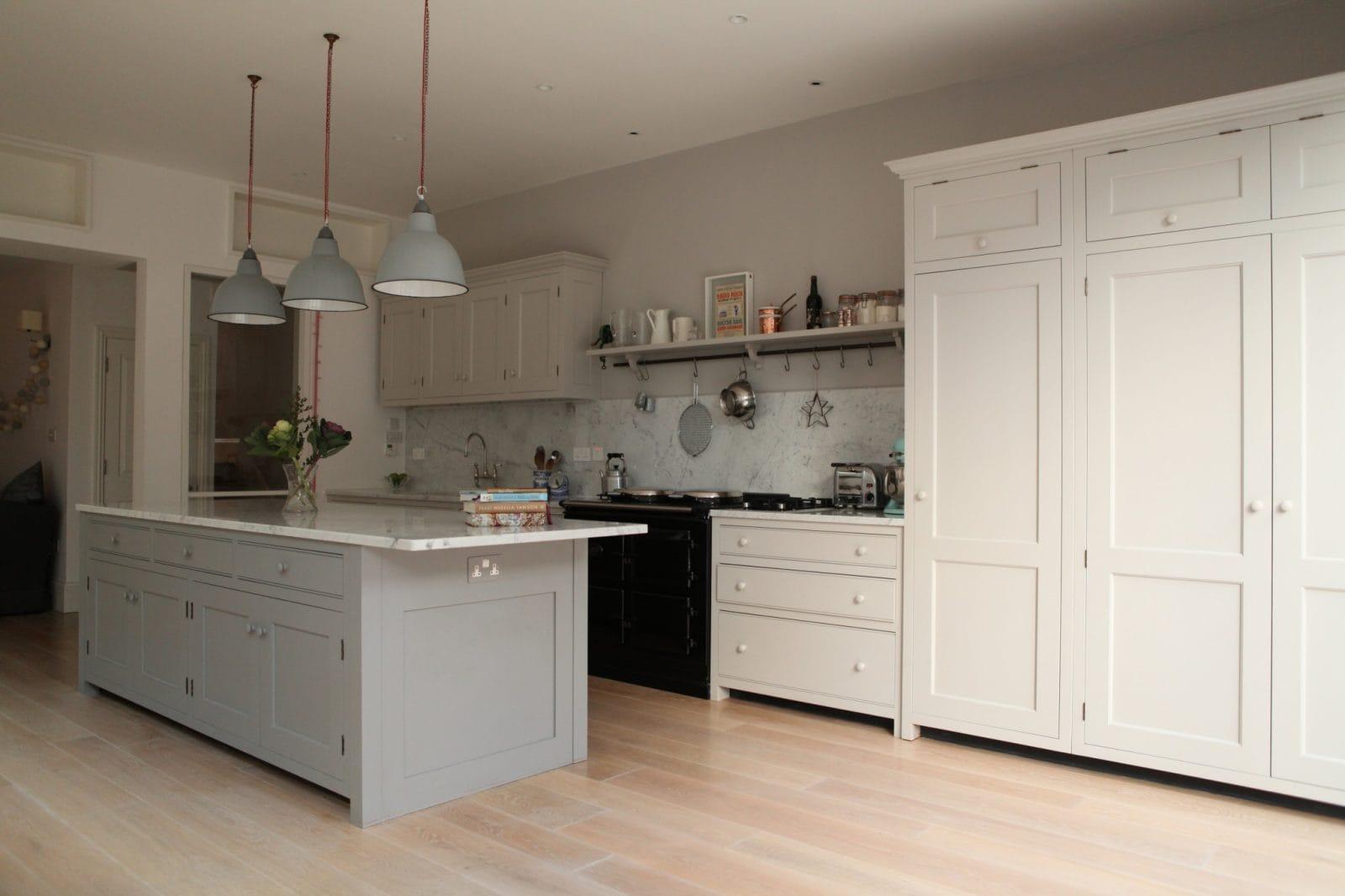 Brook Green Traditional Kitchen - Higham Furniture