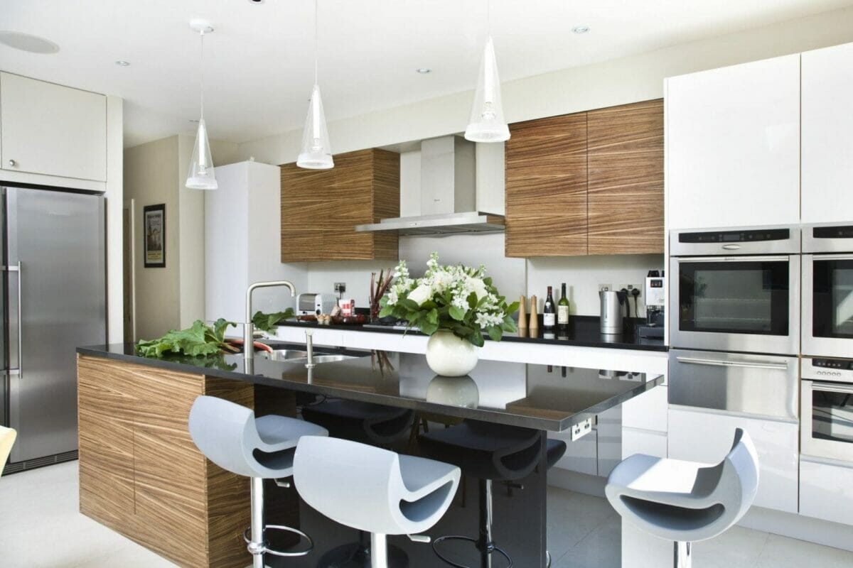 modern kitchen accessories uk chiswick contemporary kitchen higham furniture 7637