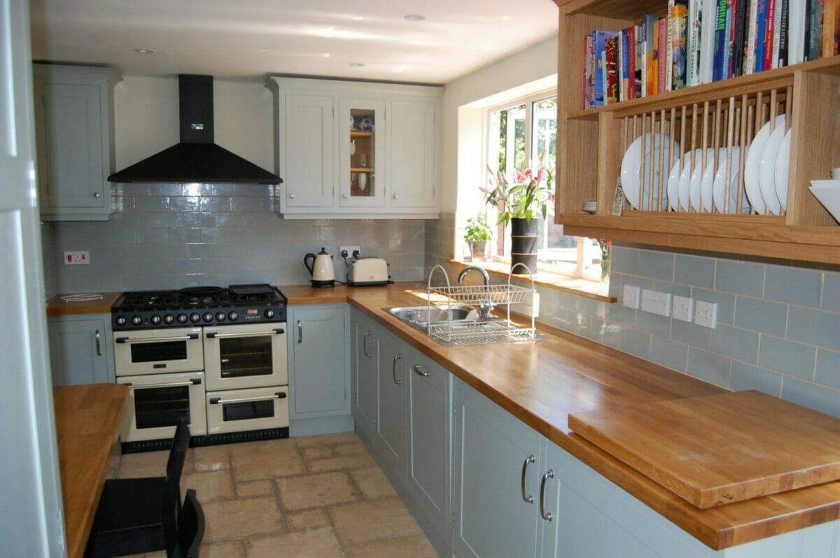 Denmead Handmade Painted Kitchen