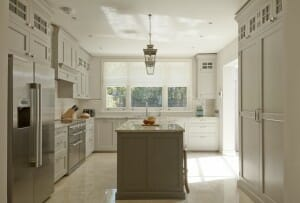 Clapham American Style Painted Kitchen