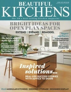 Beautiful Kitchens Apr May 2015 Cover