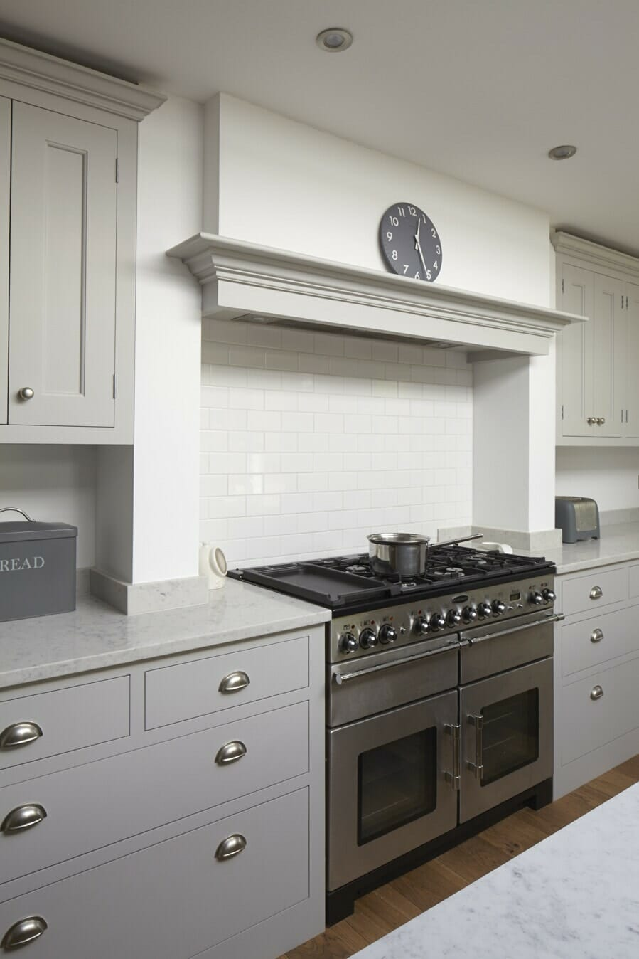 Hinchley Wood Surrey Traditional Kitchen Higham Furniture