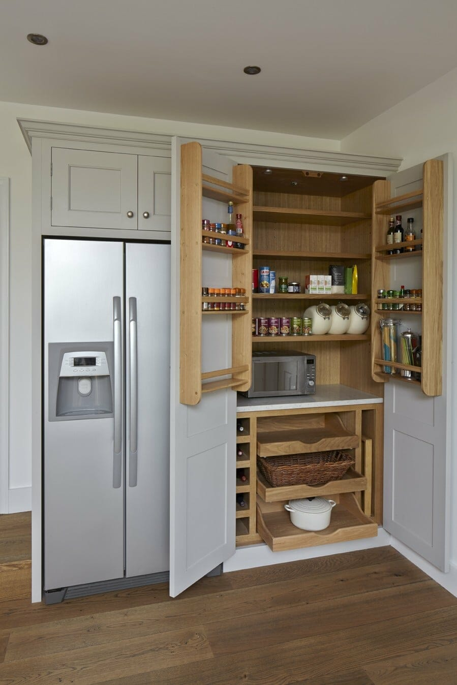 Hinchley Wood Larder Higham Furniture