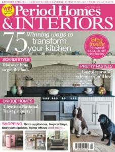 Period Homes and Interiors Apr 2016