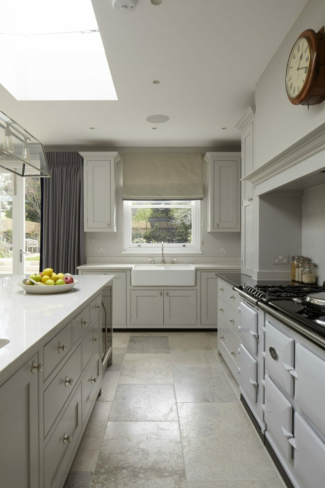 Blue Pearl Granite Kitchen Images
