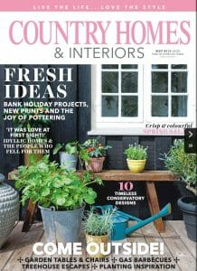Country Homes and Interiors May 2019