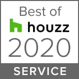 Best of Houzz Service Award 2020